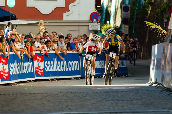 Alexandra Engen wins World Cross Country Eliminator 2012