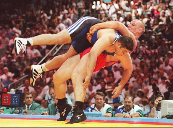 Alexander Karelin at Atlanta 1996 2