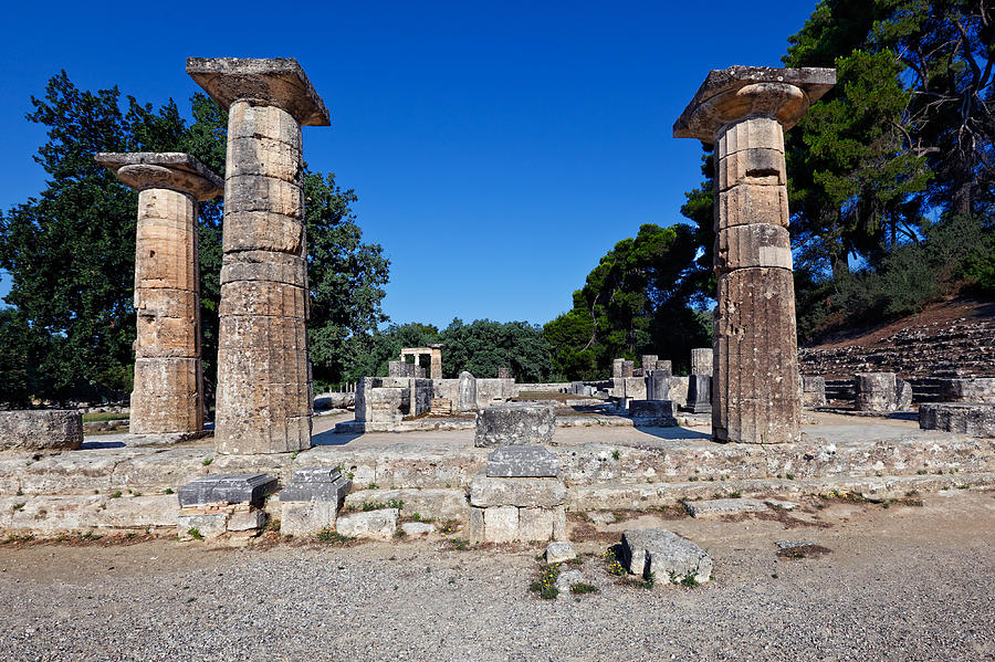 The Olympic flame for Sochi 2014 will be lit on Sunday at the Temple of Hera in Ancient Olympia