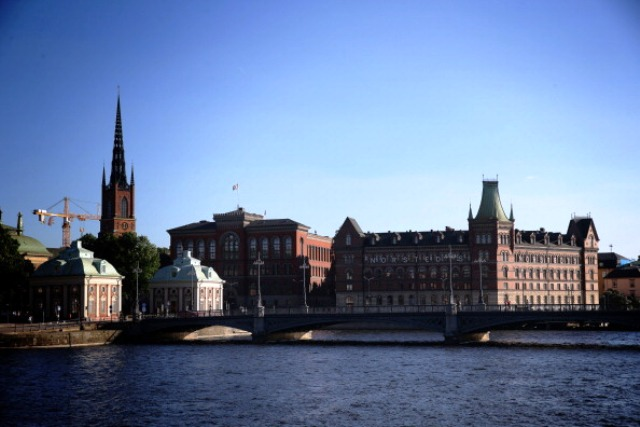 Swedish capital Stockholm was the last city to officially confirm its bid for 2022 Winter Olympic and Paralympic Games