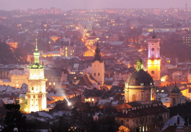 The city of Lviv in western Ukraine will bid to become host of the 2022 Winter Olympic and Paralympic Games